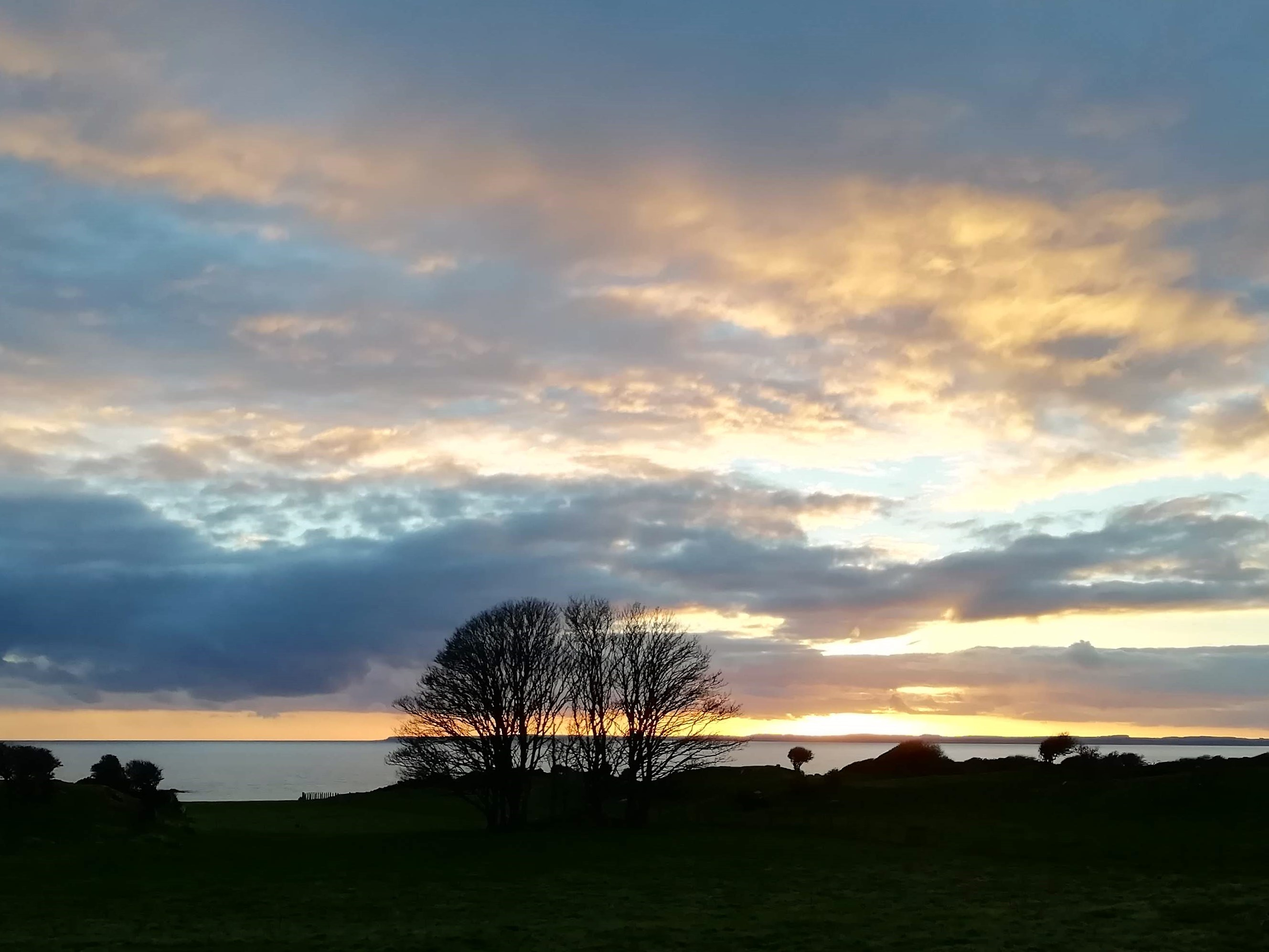 Wigtown Bay Sunset